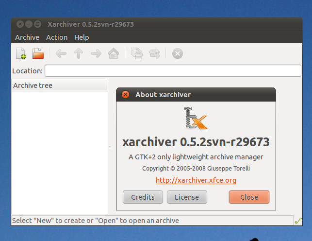 How to Install Xarchiver (archive manager) in Ubuntu Linux?