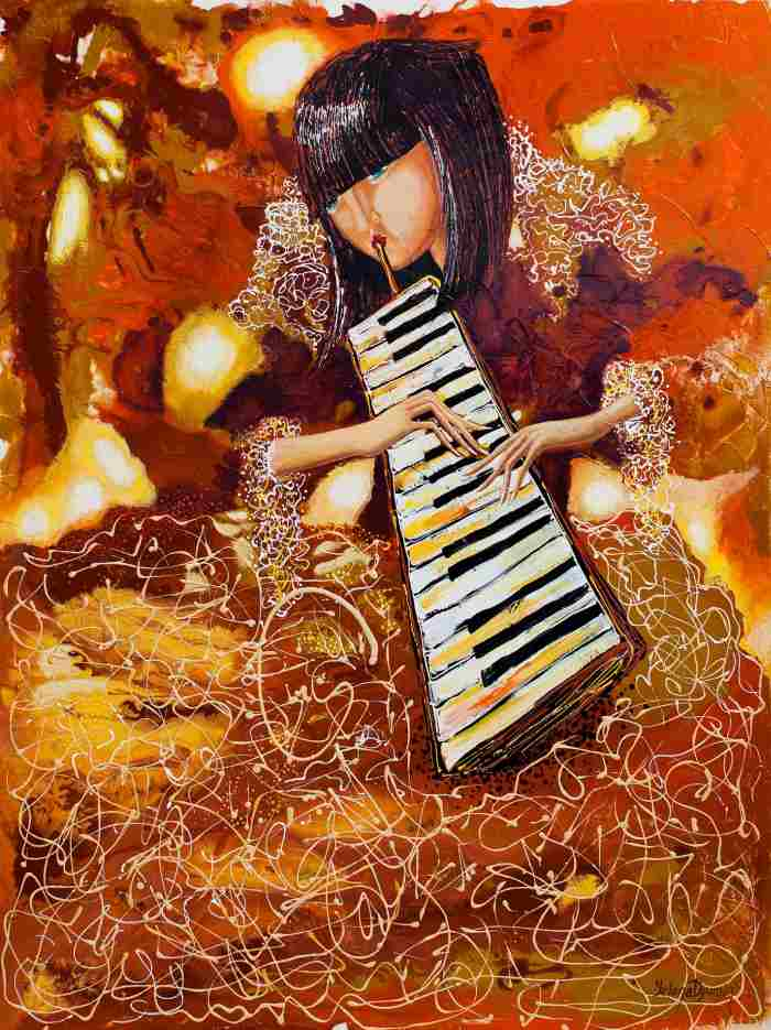 Смешение культур. Yelena Dyumin
