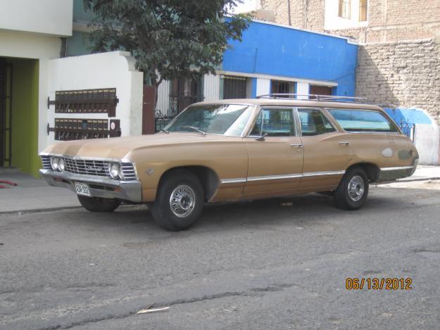 Autos Usados Vendo Chevrolet Impala 1967 Lima Peru