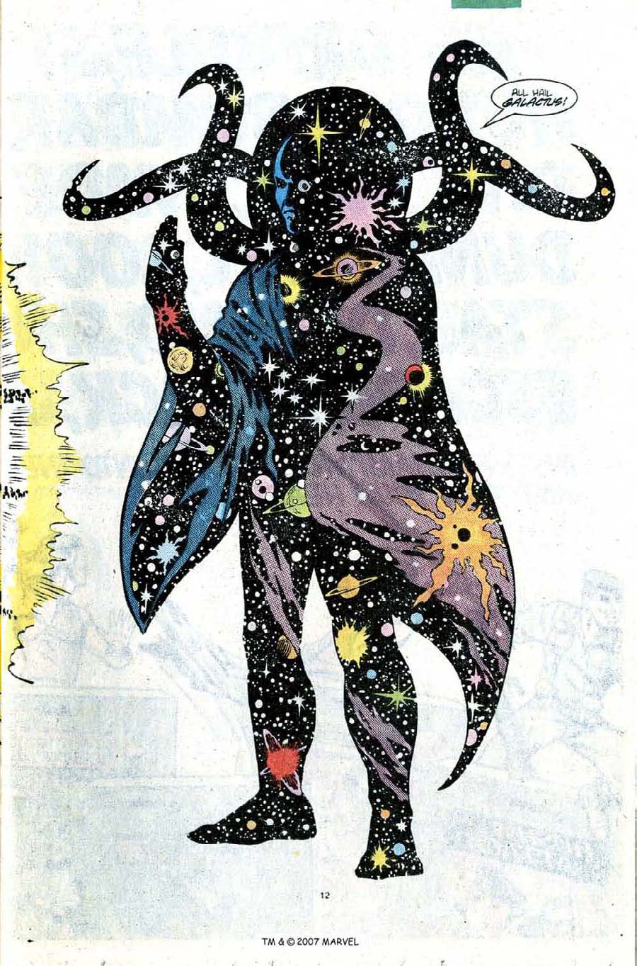 Read online Silver Surfer (1987) comic -  Issue #10 - 17