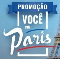 Você em Paris - Promoção Visa e Porto Seguro Assistir Copa Futebol Feminino 2019