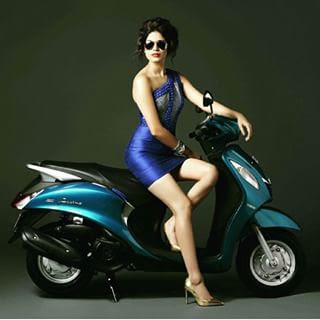 All New Yamaha Fascino 30 Hd Photo Gallery