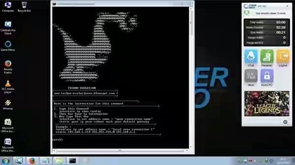 cara membuat program dengan notepad