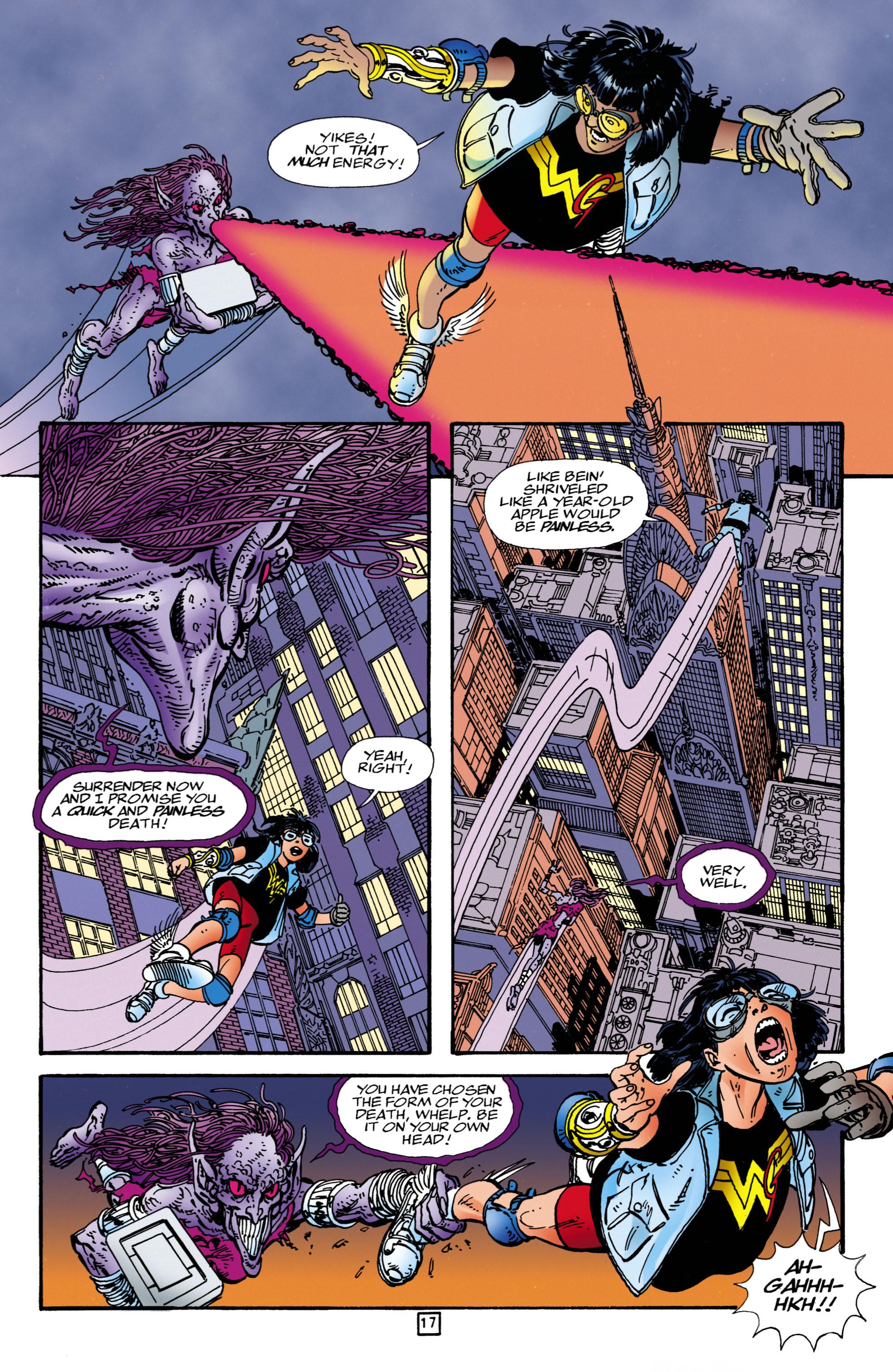 Read online Wonder Woman (1987) comic -  Issue #113 - 18