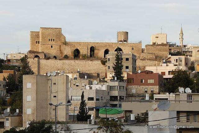 ישראל בתמונות - שפרעם: מצודת הסראייה, מצודת שפרעם