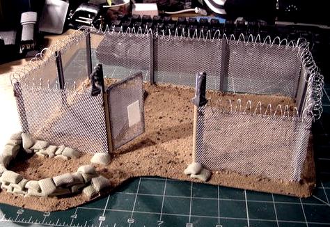 Snrubs terrain blog. ~~ Building a cardboard city ~~ Updated 05/01 ...