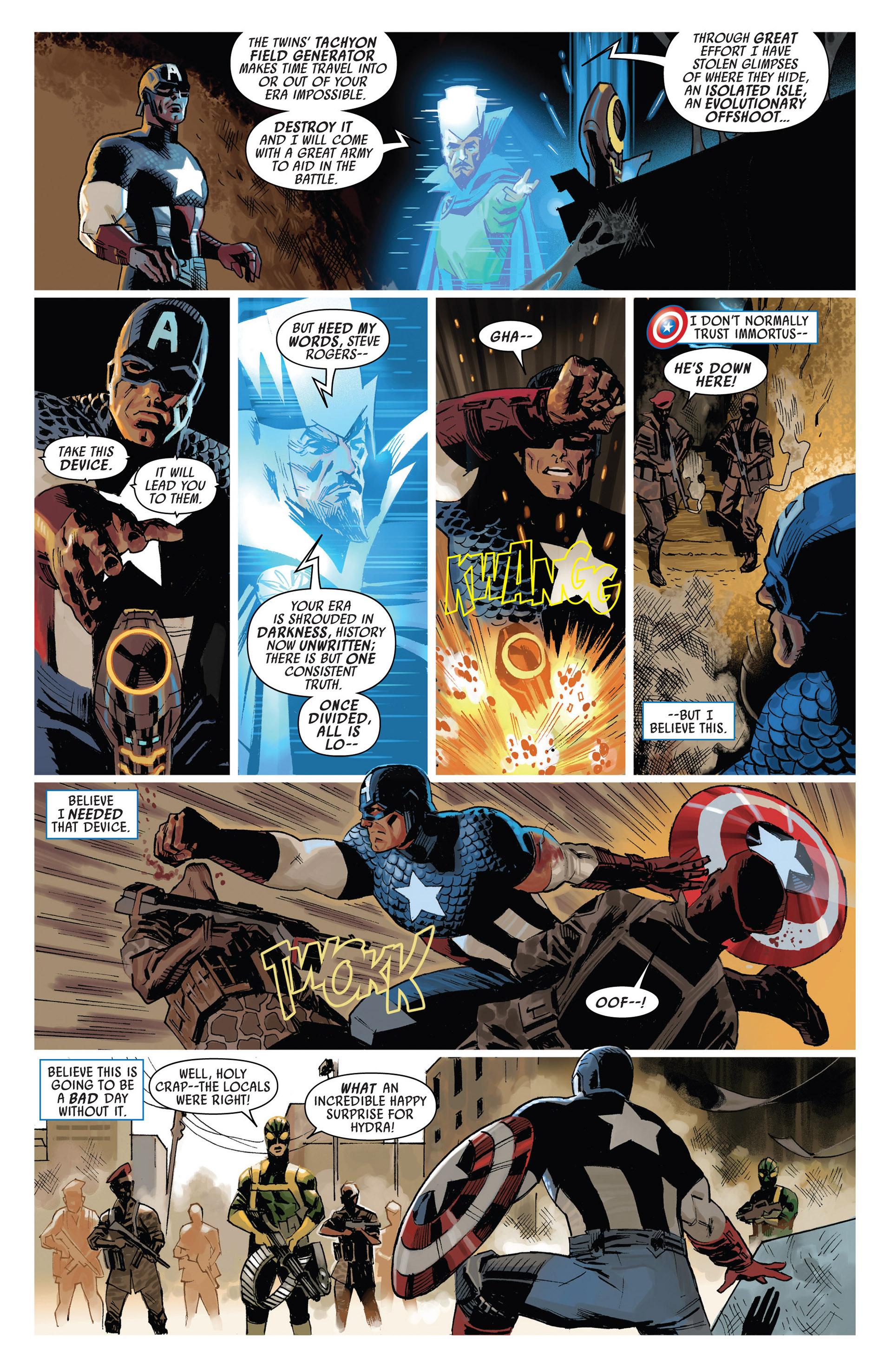 Read online Uncanny Avengers (2012) comic -  Issue #9 - 11
