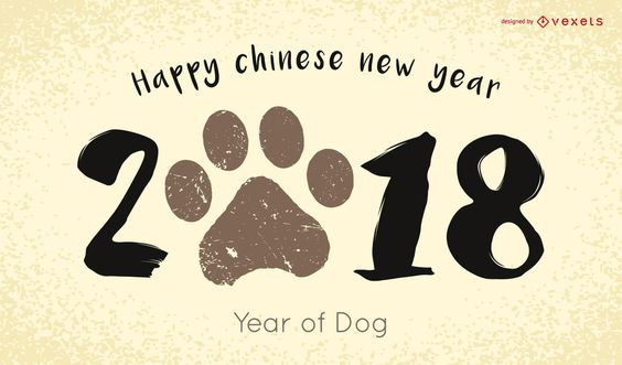 2018 Happy Chinese New Year