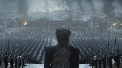 Game of Thrones 8 - Daenerys