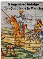 El Quijote en eScholarium