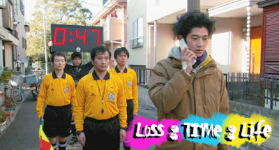 Sinopsis Drama Korea Loss Time Life 2015