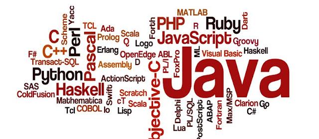 Bahasa pemrogramman populer
