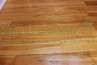 No Dust Wood Floor Refinishing, NYC