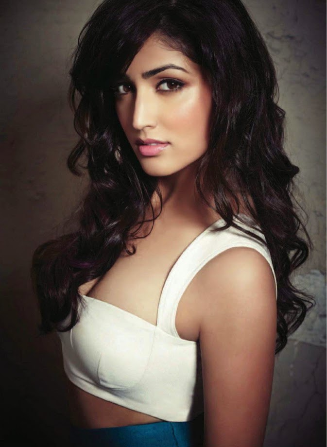 Yami Gautam looking hot in FHM Magazine photoshoot