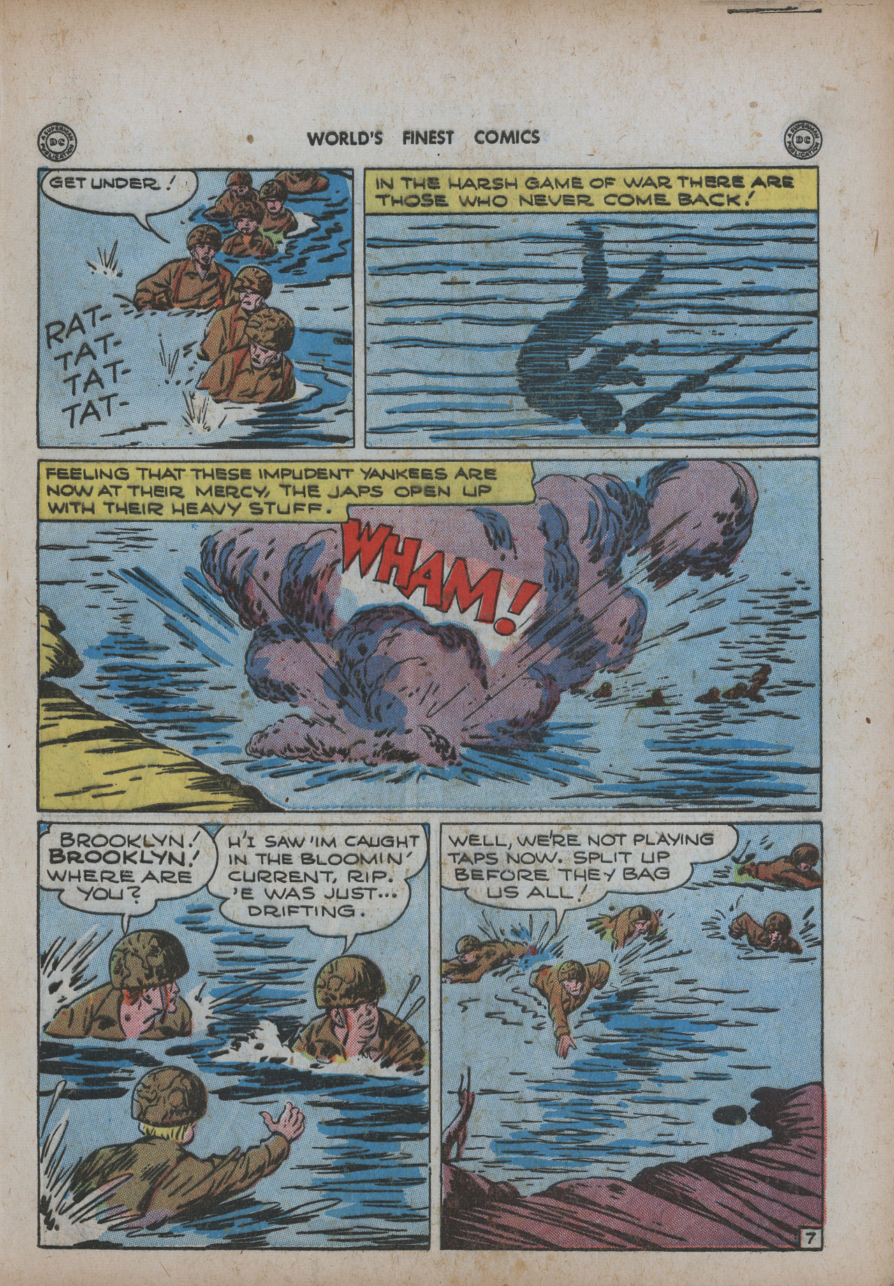 Read online World's Finest Comics comic -  Issue #20 - 41