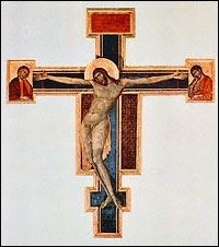 Cimabue's Crucifix, 1287–88
