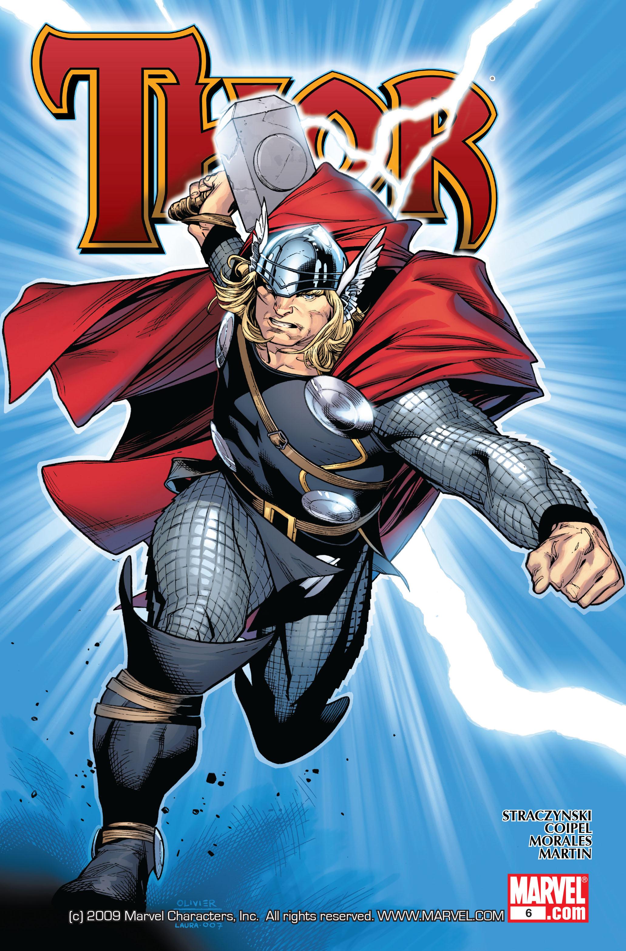 Thor (2007) Issue #6 #6 - English 1