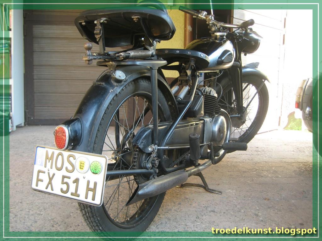 steuern h kennzeichen motorrad