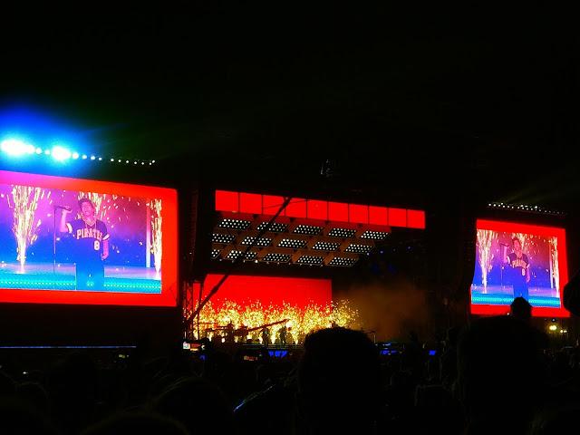 Bruno Mars, Open'er Festival 2018