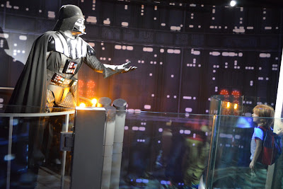 Madame Tussauds London including Star Wars,  A Review - Darth Vader, I am your father