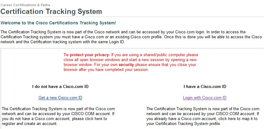Free Resume 2018 Cisco Certification Tracking System Free Resume