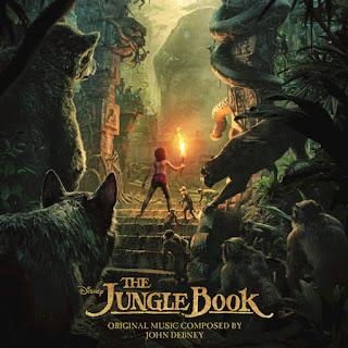 John Debney - The Jungle Book (Original Motion Picture Soundtrack) Cover