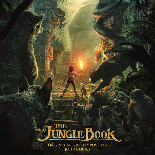 John Debney - The Jungle Book (Original Motion Picture Soundtrack) Cover