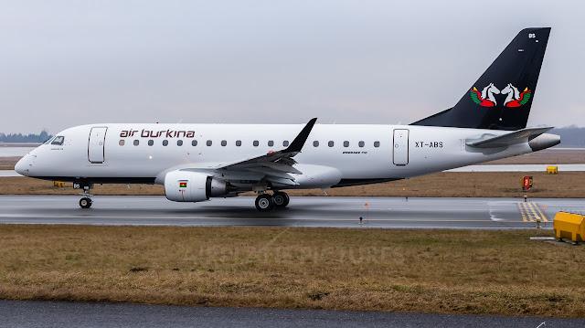 Burkina Faso Uçak Bileti