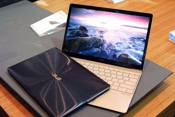 notebook lançamento da asus