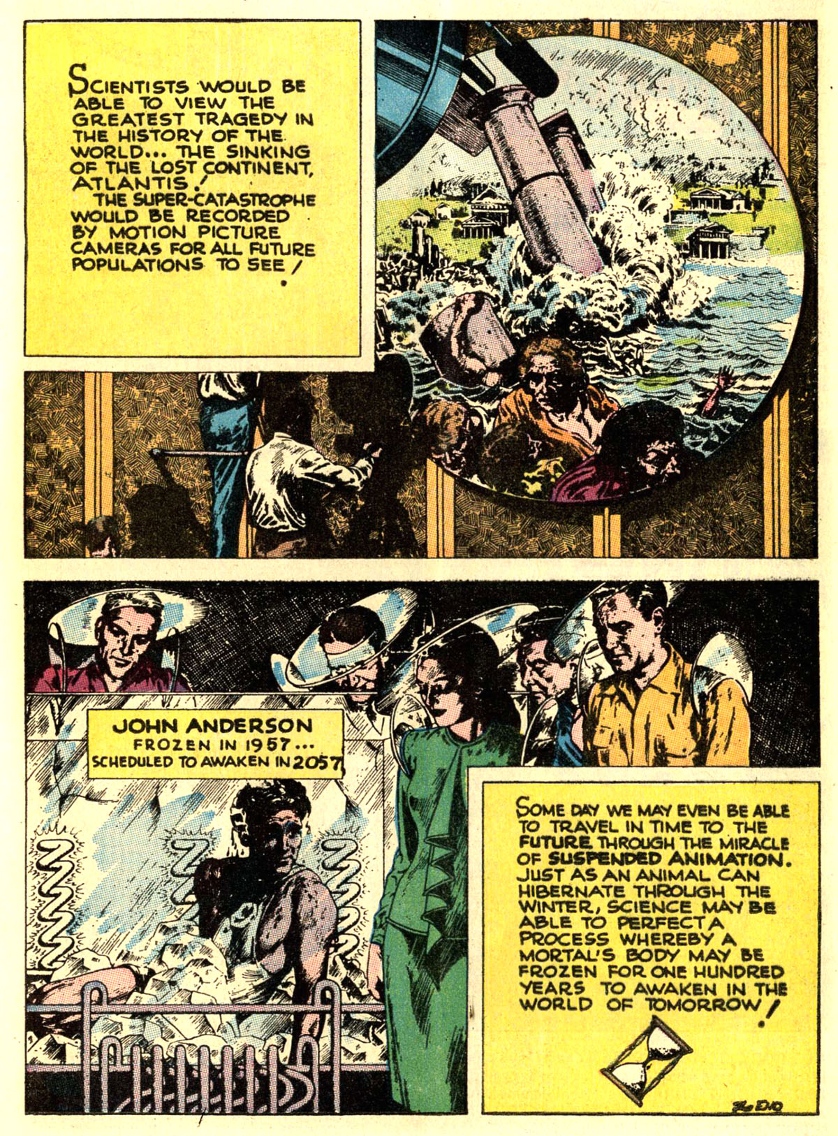 Strange Adventures (1950) issue 210 - Page 21