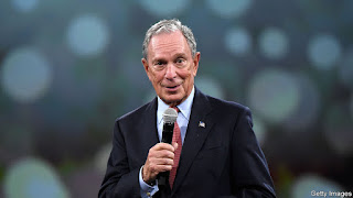 Michael Bloomberg net worht