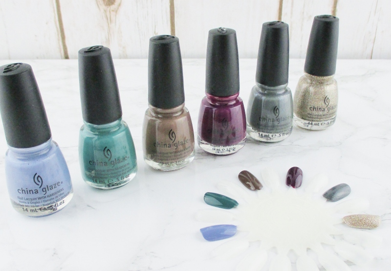 Stash Diving for Fall Nail Polish | Featuring China Glaze 2