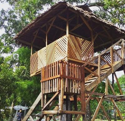 Berwisata ke Taman Alam Mayang Pekanbaru