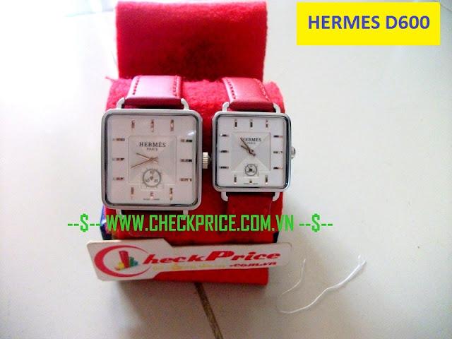 đồng hồ đeo tay hermes d600