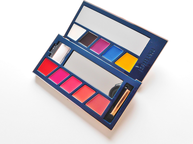 Pony Effect Customizing Lip Palette Beauty Review