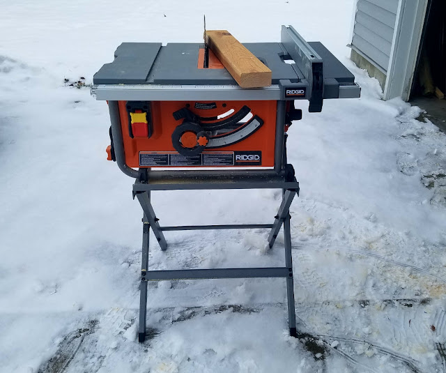 Tool Review Zone The New Ridgid 10 Quot Compact Table Saw Is