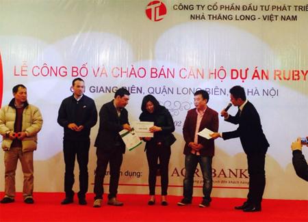 Công ty Thăng Long mở bán Ruby City 1 - 2
