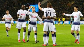 Tottenham Hotspur thắng Dortmund ở Champions League
