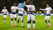 Tottenham cố gắng giành chiến thắng ở Champions League