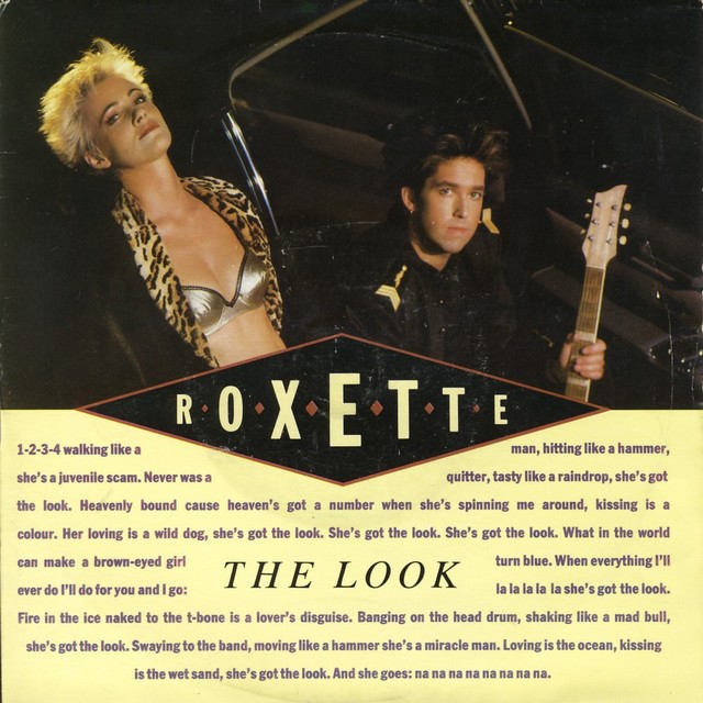 The look. Roxette