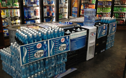 San Antonio enhanced water