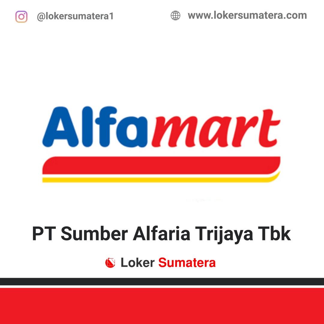 Lowongan Kerja Pekanbaru: PT Sumber Alfaria Trijaya Tbk - Alfamart Februari 2021