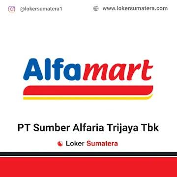 Lowongan Kerja Pekanbaru: PT Sumber Alfaria Trijaya Tbk - Alfamart Maret 2021