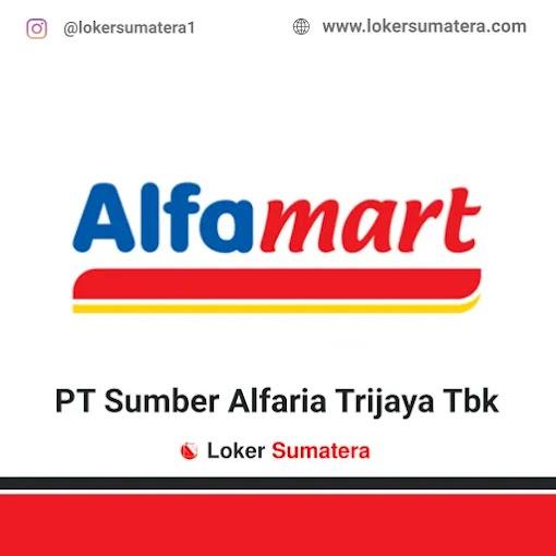 Lowongan Kerja Riau, Alfamart Juli 2021