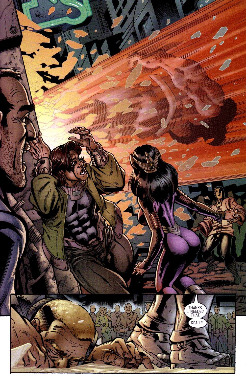 Read online Sigil (2000) comic -  Issue #15 - 19