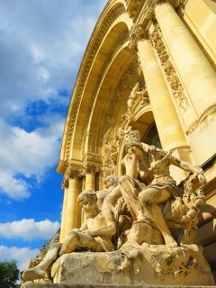 Petit Palais, Paris, France.