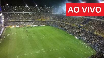Assistir Palmeiras x Boca Juniors ao vivo 25/04/2018