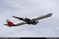 Airbus A340 / EC-INO