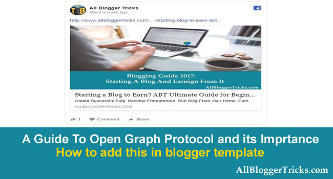 Guide To Understand Open Graph tags and its importance