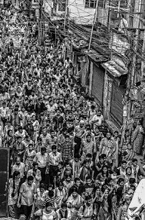 Population Problem in India Essay For Class 10